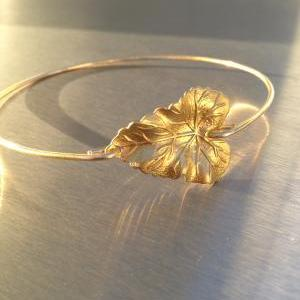 Fall in Love- Heart Leaf Bangle Bra..