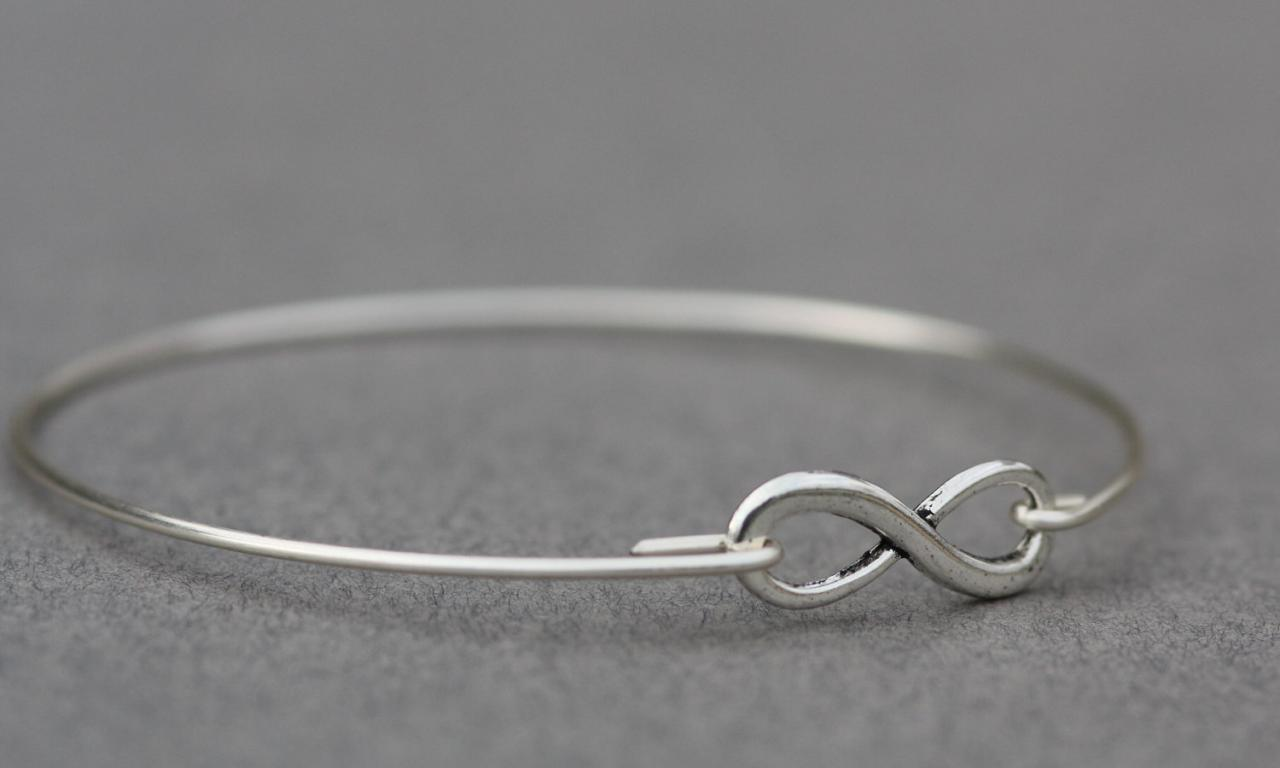 bracelet charms adjustable bracelets on hand buy custom tiny silver sterling bangles a by made bangle everlastingimpressions personalized